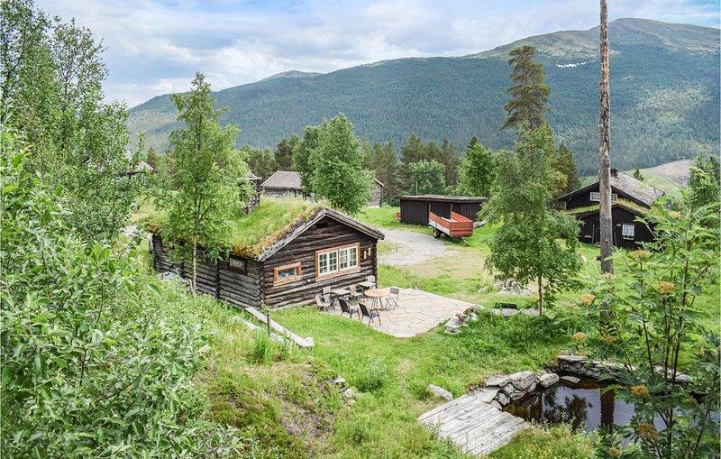 3 Zimmer Unterkunft in Heidal, casa vacanza a Mysuseter