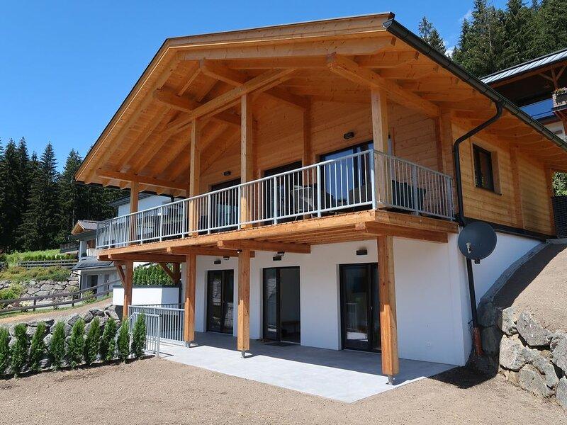 Ferienwohnung Chalet Rotheheim 6-8 personen, holiday rental in Greifenburg