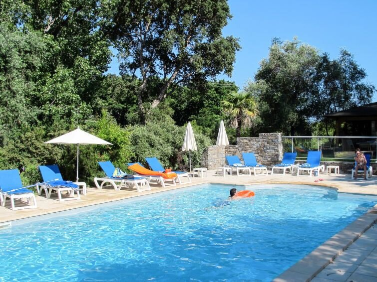 Ferienwohnung Valledoro (MNI140) in Moriani-Plage - 3 Personen, 1 Schlafzimmer, vacation rental in Valle-di-Campoloro
