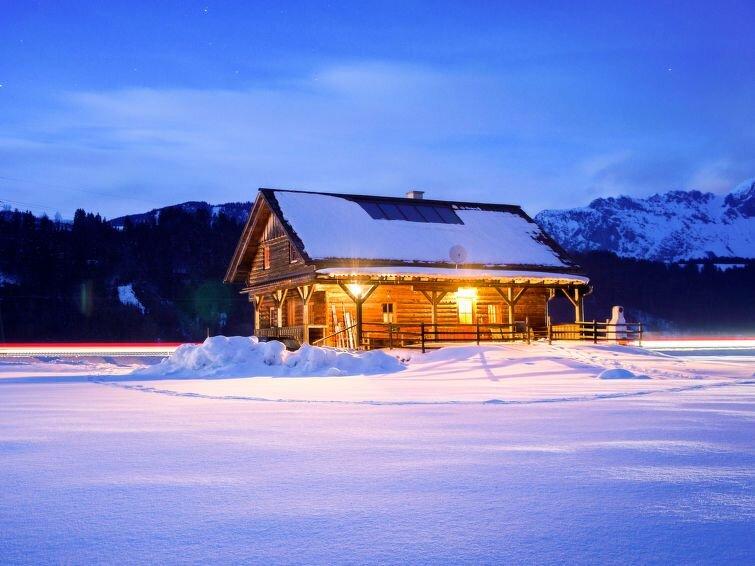 Vacation home Steiners Blockhütte  in Stein an der Enns, Styria / Steiermark -, aluguéis de temporada em Niederoblarn