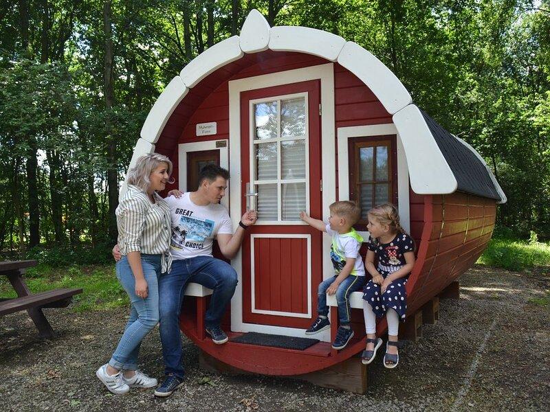 Ferienhaus für 4 Gäste mit 8m² in Werlte (59080), vacation rental in Herzlake
