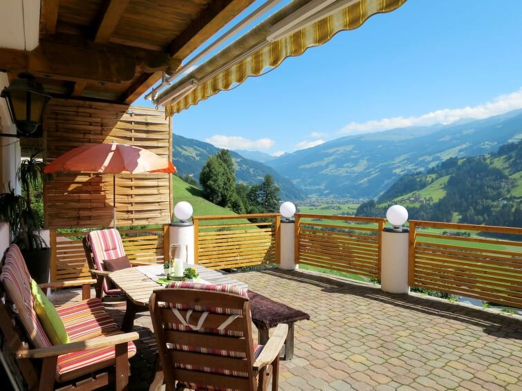 Ferienwohnung Hanser (MHO759) in Mayrhofen - 5 Personen, 1 Schlafzimmer, alquiler vacacional en Hippach