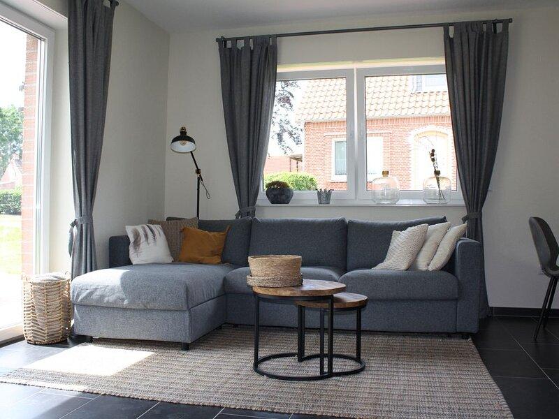 Genießen Sie einen erholsamen Urlaub im gemütlich eingerichteten Haus Bootsmann, location de vacances à Emden