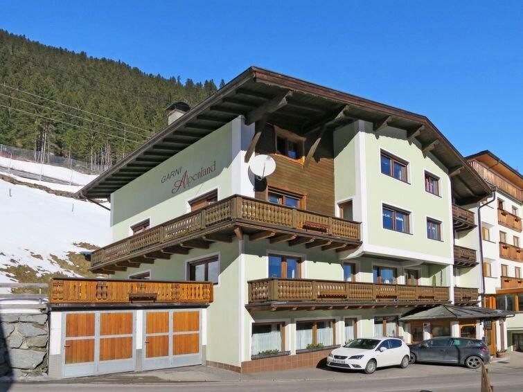 Ferienwohnung Apart Alpenland (KPL440) in Kappl - 28 Personen, 12 Schlafzimmer, vacation rental in Ischgl