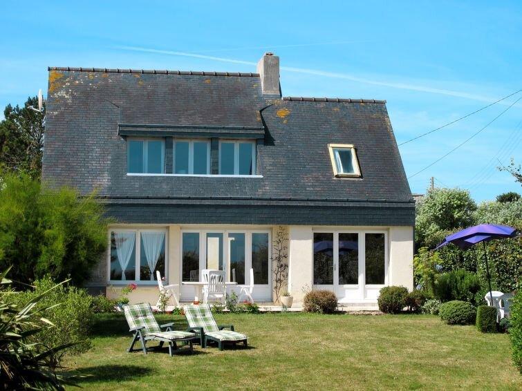 Ferienhaus du Lividic (BRP203) in Brignogan-Plage - 6 Personen, 4 Schlafzimmer, location de vacances à Brignogan-Plage