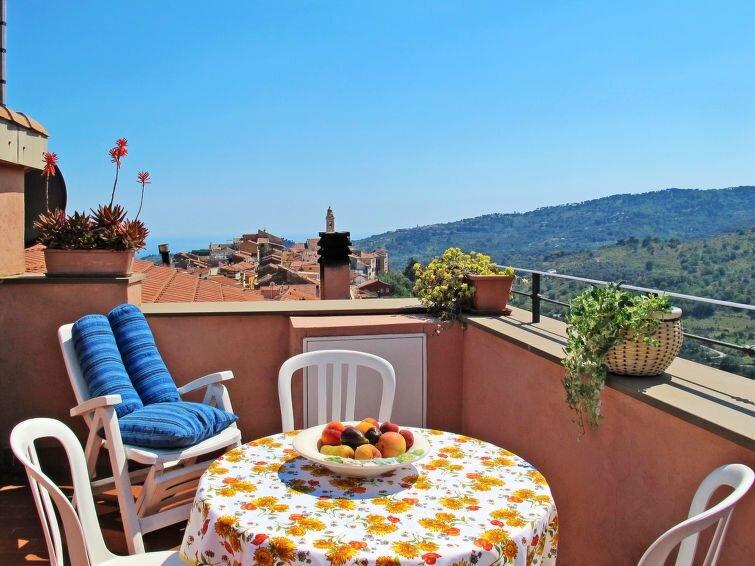 Ferienwohnung Lorenzo (CIV170) in Civezza - 3 Personen, 1 Schlafzimmer, location de vacances à Lingueglietta