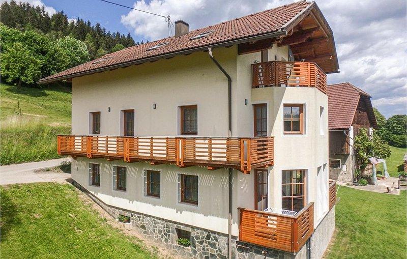 2 Zimmer Unterkunft in Techelsberg, vakantiewoning in Pritschitz