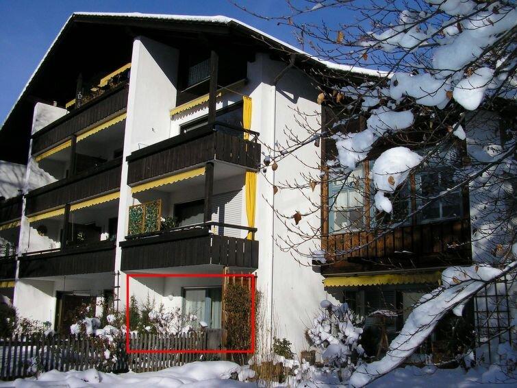 Ferienwohnung Ganser (GMP180) in Garmisch-Partenkirchen - 4 Personen, 1 Schlafzi, casa vacanza a Garmisch-Partenkirchen