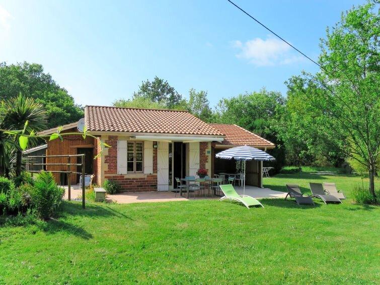 Ferienhaus La Bergerie (NSM100) in Naujac sur Mer - 6 Personen, 2 Schlafzimmer, holiday rental in Saint Isidore