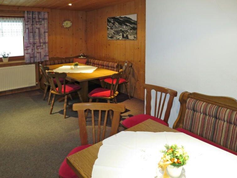 Ferienwohnung The Siegele (KPL571) in Kappl - 9 Personen, 3 Schlafzimmer, alquiler de vacaciones en Kappl