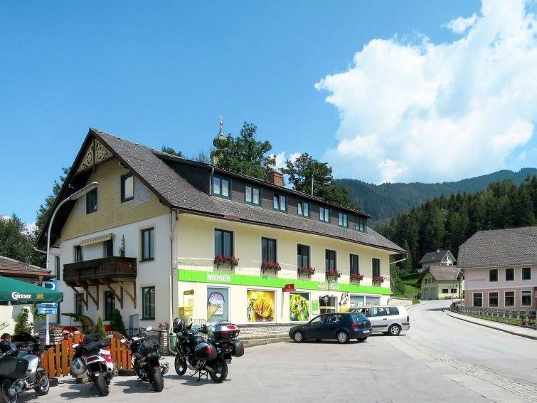 Ferienwohnung Moser (STS270) in Stein an der Enns - 4 Personen, 2 Schlafzimmer, vacation rental in Oeblarn