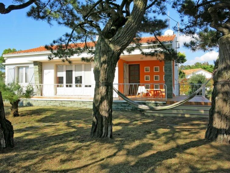 Ferienhaus Tempête (BTI540) in Bretignolles sur Mer - 6 Personen, 3 Schlafzimmer, aluguéis de temporada em Bretignolles Sur Mer
