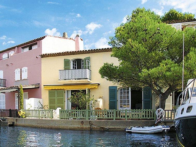 Ferienhaus Bleu Azur (POG120) in Port Grimaud - 8 Personen, 2 Schlafzimmer, vacation rental in Port Grimaud