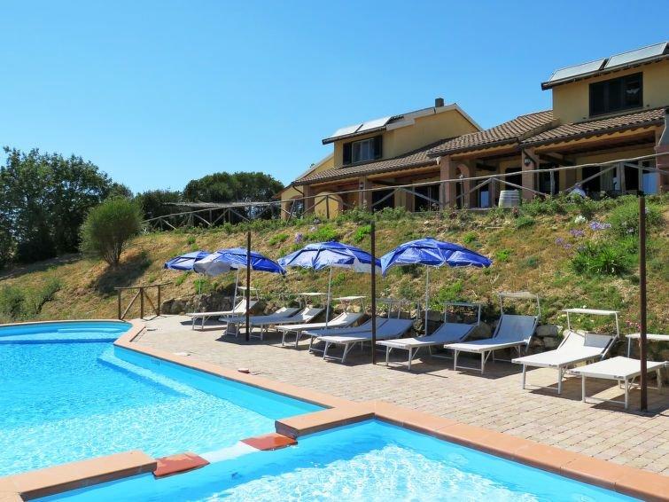 Ferienhaus Poggio agli Olivi (RIP430) in Riparbella - 24 Personen, 10 Schlafzimm, holiday rental in Riparbella