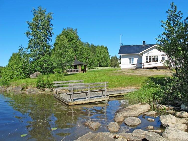 Ferienhaus Lahti (FIJ018) in Leppävirta - 8 Personen, 2 Schlafzimmer, location de vacances à Leppavirta