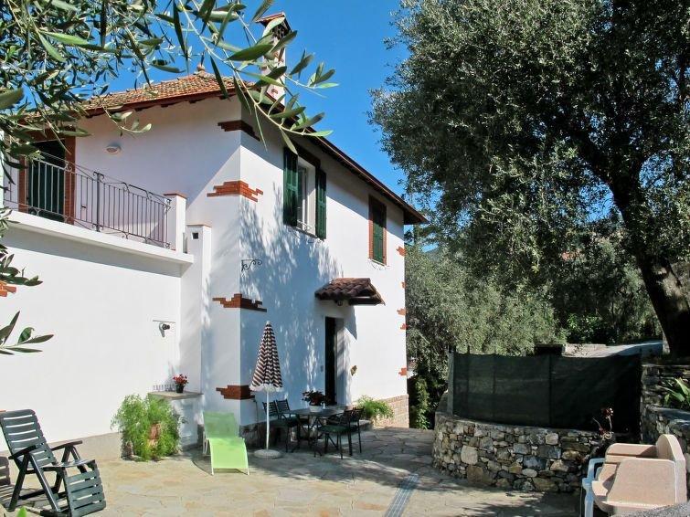 Ferienhaus Ca' di Nonni (DIA105) in Diano Marina - 5 Personen, 1 Schlafzimmer, holiday rental in Pontedassio