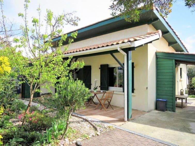 Ferienhaus Green House (HUT170) in Hourtin - 5 Personen, 2 Schlafzimmer, holiday rental in Saint Isidore