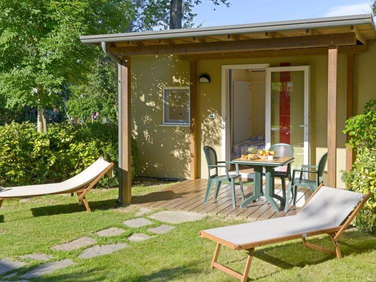 Ferienhaus Villaggio Europa (GDO104) in Grado - 3 Personen, 1 Schlafzimmer, aluguéis de temporada em Duino