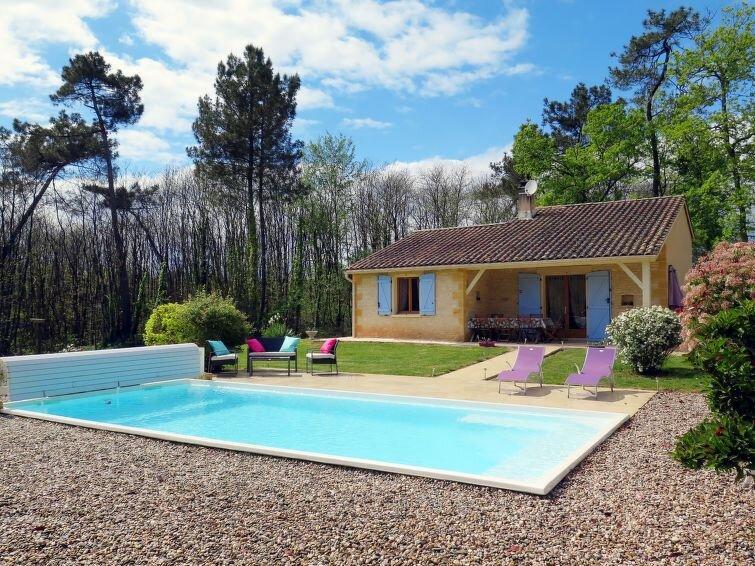 Ferienhaus Au Cayroux (BSB302) in Blanquefort-sur-Briolance - 6 Personen, 2 Schl, aluguéis de temporada em Biron