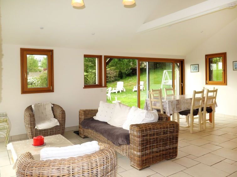 Vacation home in Saint Suliac, Ille - et - Vilaine - 6 persons, 3 bedrooms, vacation rental in St Suliac