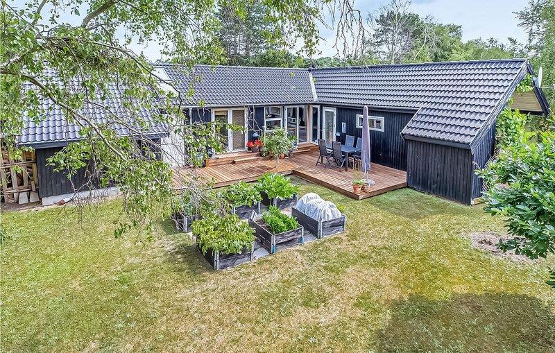 2 Zimmer Unterkunft in Sjællands Odde, alquiler de vacaciones en West Zealand