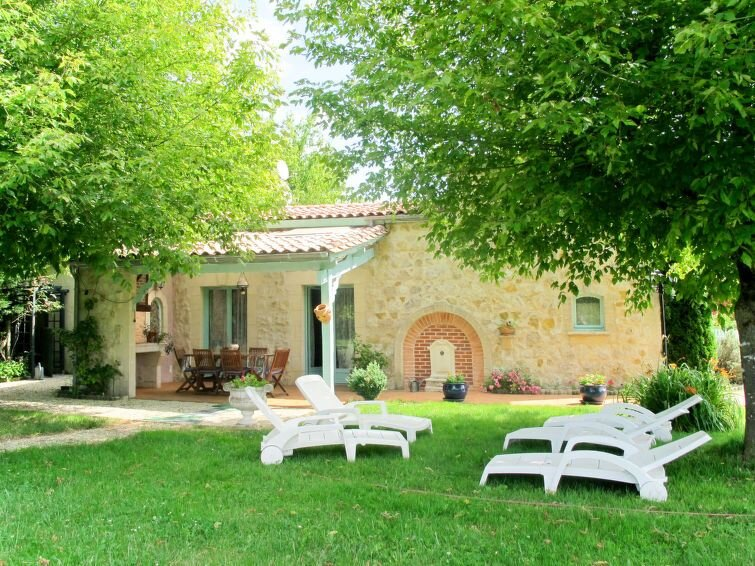 Vacation home in Gaillan - en - Medoc, Aquitaine - 6 persons, 3 bedrooms, Ferienwohnung in Prignac-En-Medoc