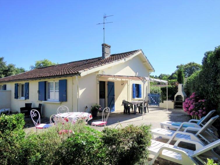 Ferienhaus Pontac-Gadet 1 (JDL100) in Jau-Dignac et Loirac - 5 Personen, 2 Schla, location de vacances à Jau-Dignac-et-Loirac