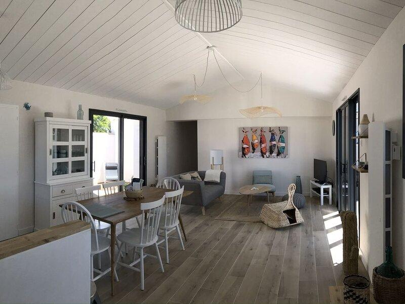 Maison neuve 900m plage, alquiler vacacional en Vendee
