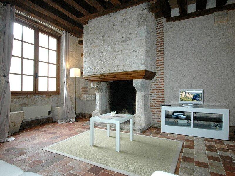 Appartement du 16è siècle, holiday rental in Saint-Gervais-la-Foret