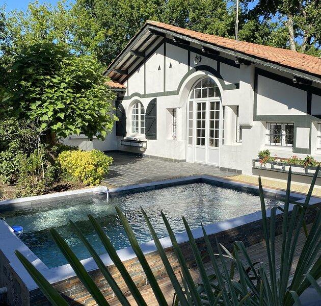 La villa basque, vacation rental in Taussat