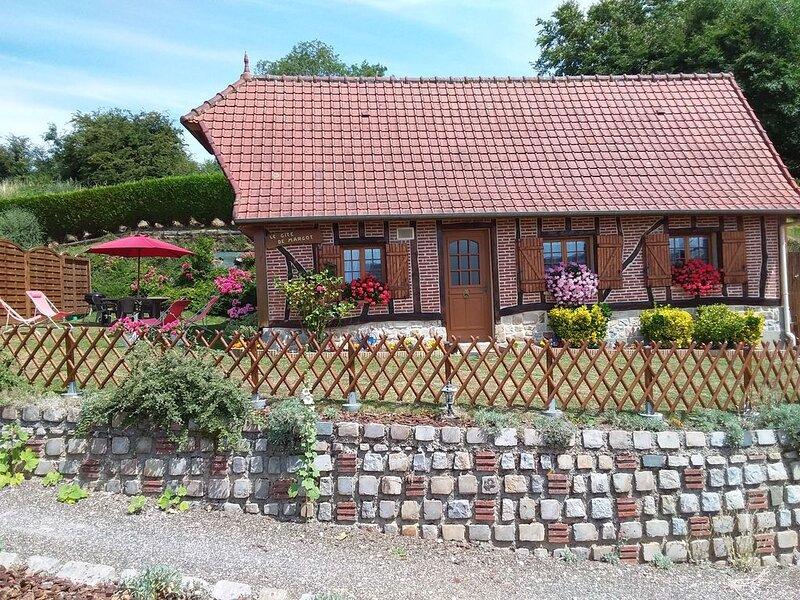 Le gîte de Margot à longueil en Seine-Maritime, holiday rental in Quiberville