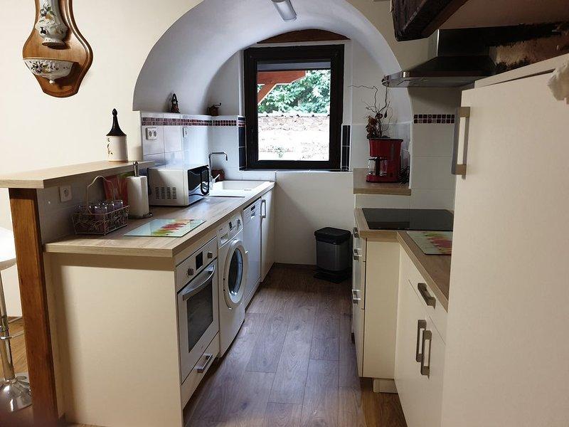 Maison village vacanciers et curistes, vacation rental in Livinhac-le-Haut
