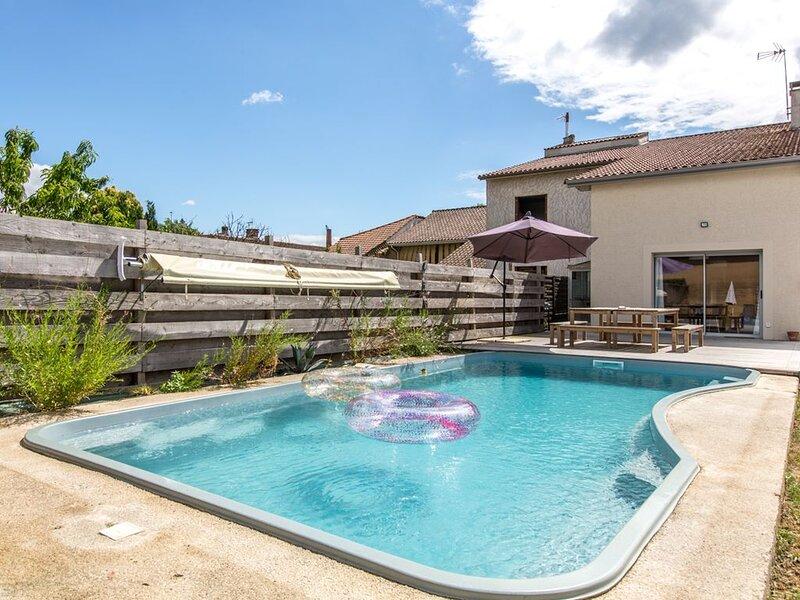 Chez Margot - Gîte *** Nogaro, holiday rental in Caupenne-d'Armagnac
