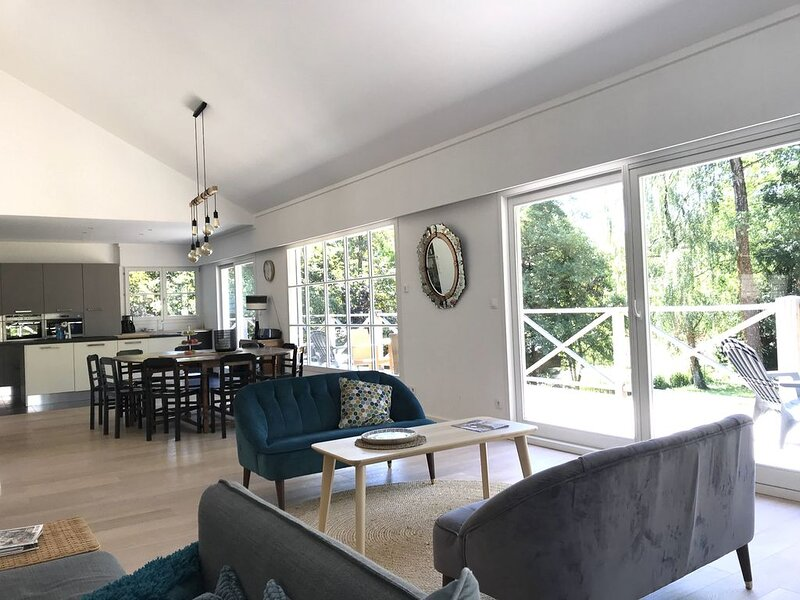 superbe villa neuve exposée plein sud, vacation rental in Le Touquet – Paris-Plage