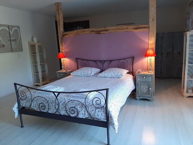 -Au Coeur de Mauchat-, vacation rental in Villars
