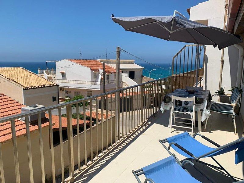 Sicile à 200m de la mer, holiday rental in Scicli