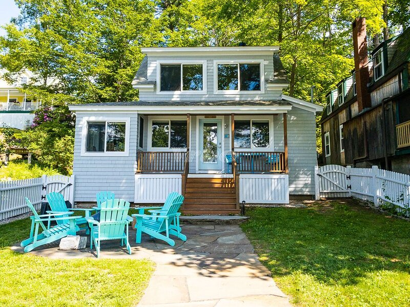 Adorable Peaks Island Cottage, holiday rental in Long Island