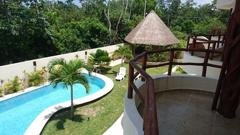 Exclusive Apartment in the greenest Tulum, vacation rental in Tulum