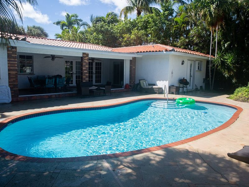Waterfront, holiday rental in North Miami Beach