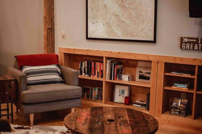 Moose Hollow  Family Getaway, alquiler de vacaciones en Columbia Falls
