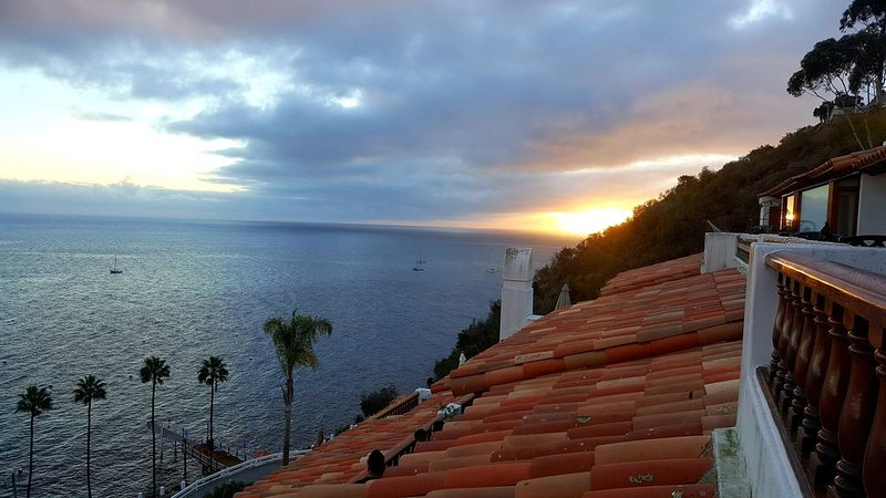 180° insane oceanview, holiday rental in Catalina Island