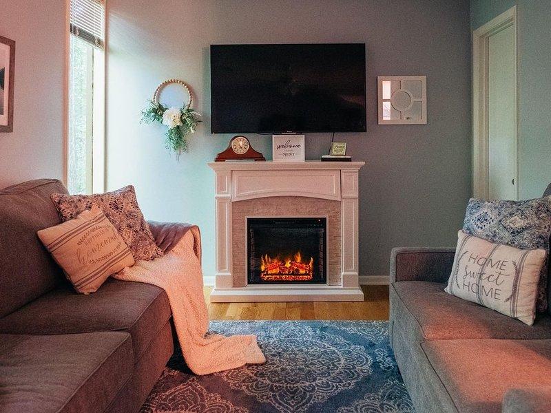 Cozy Condo, vacation rental in Monticello