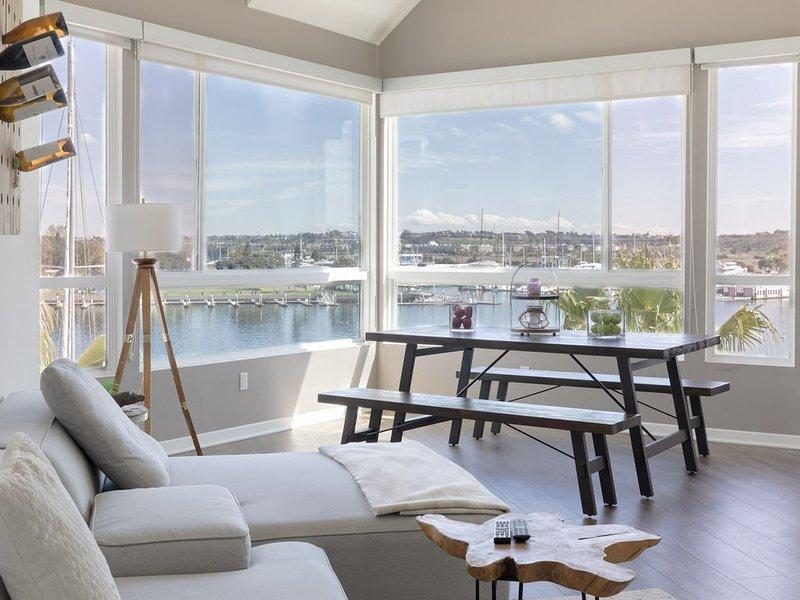 One of a kind ocean view  penthouse Venice beach, location de vacances à Marina del Rey