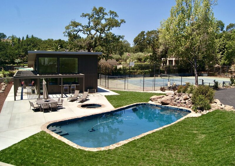 Spectacular Wine Country Estate At Silverado Country Club, vacation rental in Napa Valley