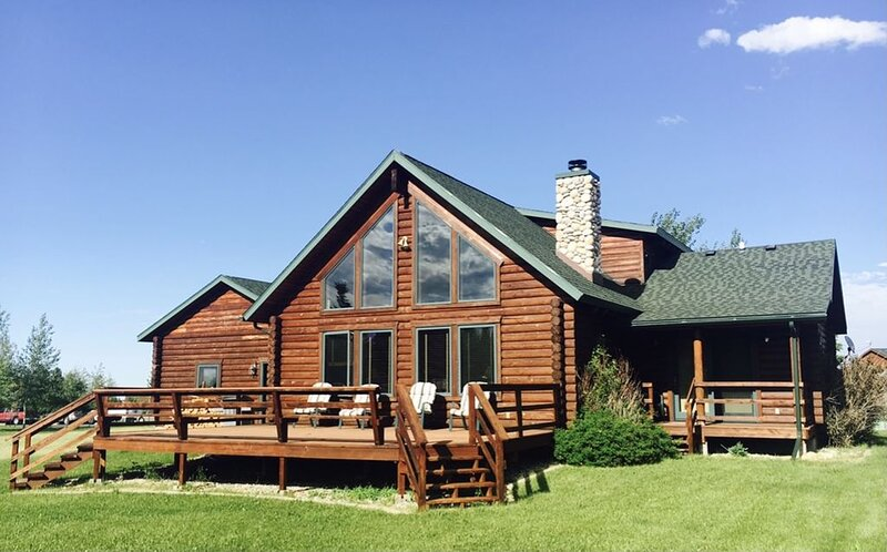Mountain View Lodge  on Golf Course, vacation rental in Red Lodge