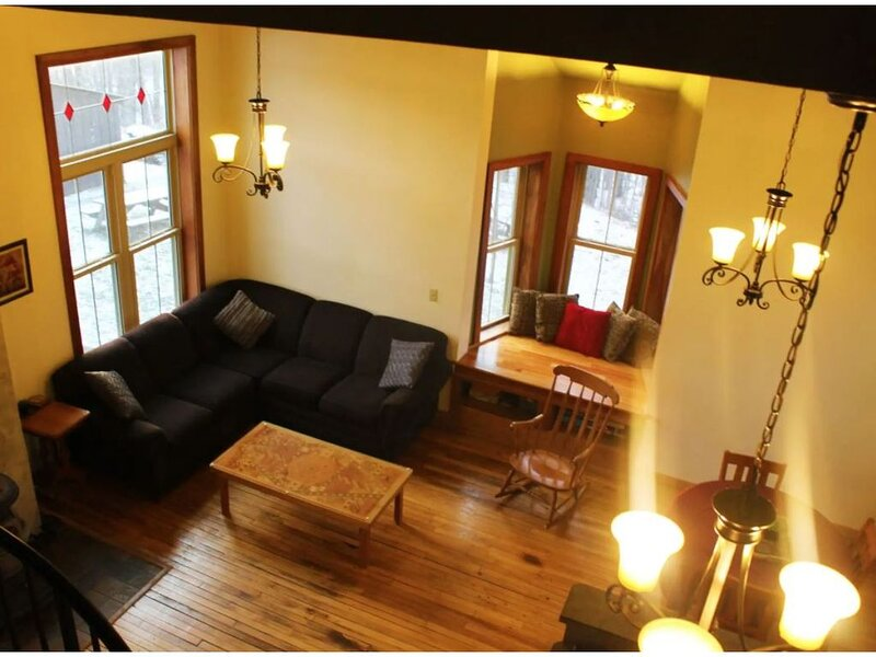 Excellent Wifi! No Crowds.  Come and enjoy the Adirondack foothills, holiday rental in Copenhagen