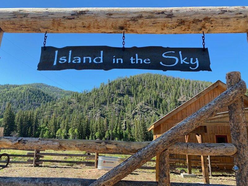 An 'Island in the Sky' . . ., alquiler de vacaciones en Pitkin