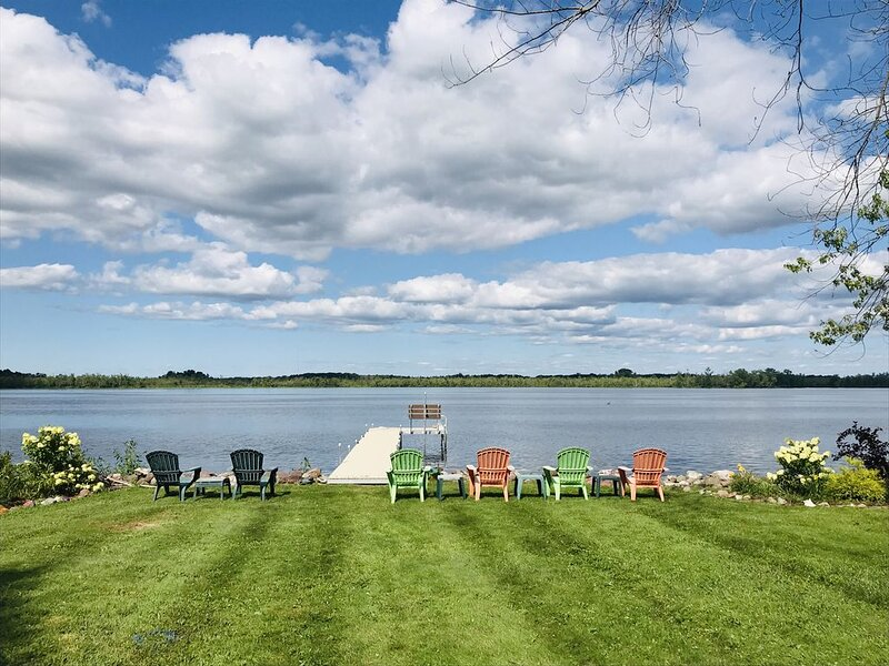 Lakefront Home on Oneida Lake, vacation rental in Constantia