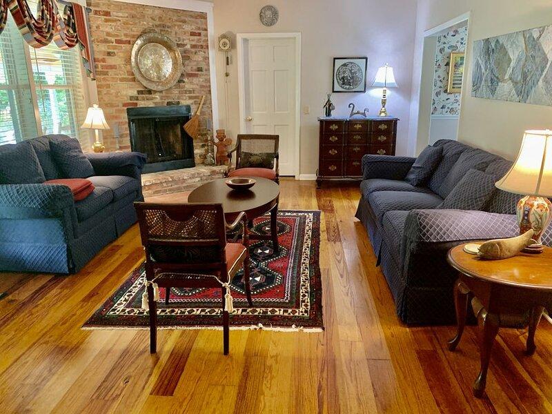 Mt. Vernonberg - Spacious 5 Bedroom House In Downtown Saluda, NC, holiday rental in Saluda