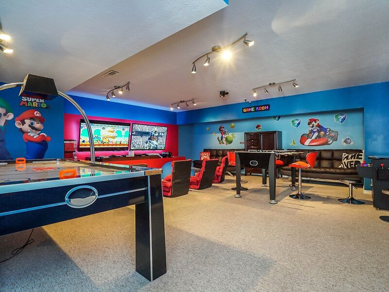 Ultimate Entertainment Paradise! Dream Game Room * Playground * Fire Pit, holiday rental in Davis County